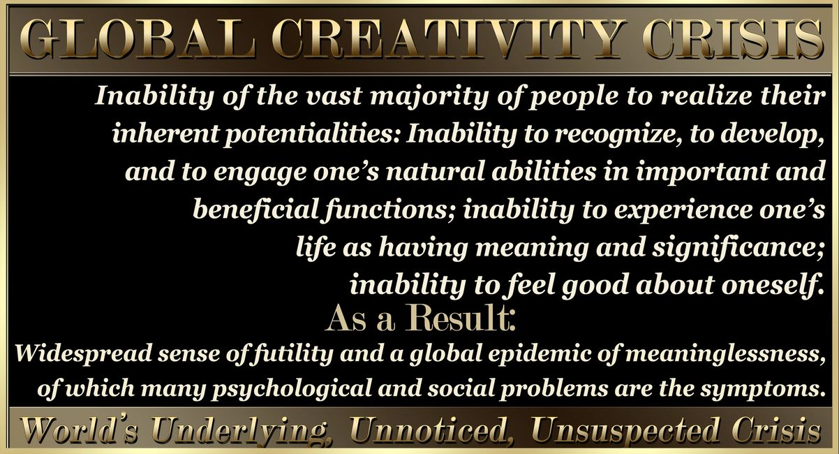 Creativity. Depression. Suicide Prevention. Therapists. Psychology. Social Problems. Spirituality.