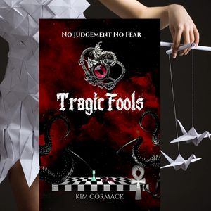 Children Of Ankh Series book five, Tragic Fools. Release date to be announced soon.