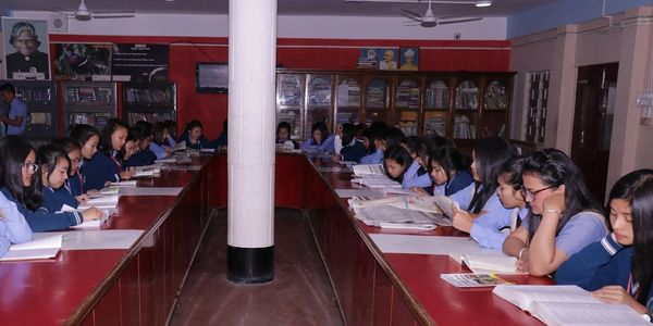 A view of library .
