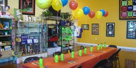 Birthday Party, Parties, Venue, Jungle Gym, Parkour