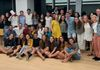 Encounter of Ein Prat students with American peers
