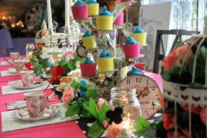 Mad Hatter's Tea Party by Pop the Balloon Children's Parties and Events