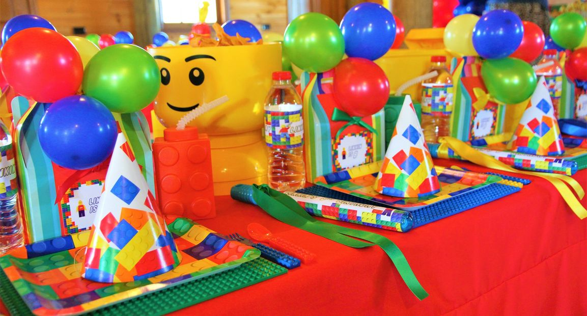 Lego Block Party by Pop the Balloon! Children's Parties & Events