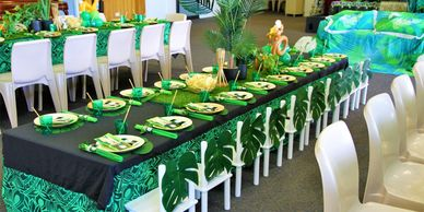 Jungle Island Party by Pop the Balloon Children's Parties and Events