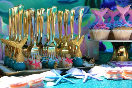 Magical Mermaids – Jewels of the Sea Birthday Party by Pop the Balloon! Children's Parties & Events