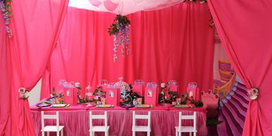 Disney Princesses party hosted by Pop the Balloon! Childrens Parties & Events