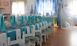 Frozen Party by Pop the Balloon Children's Parties and Events