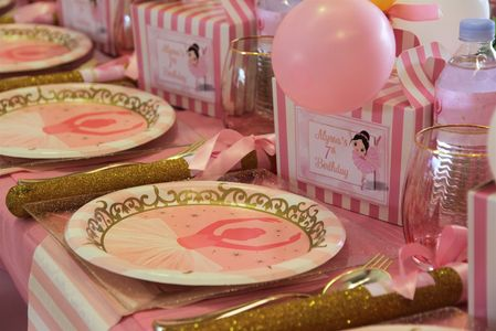 Prima Ballerina Party by Pop the Balloon! Children's Parties & Events