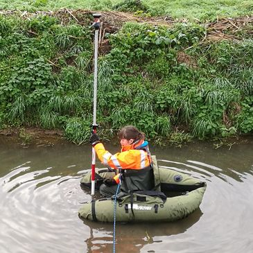 River Survey (hyhrographic)