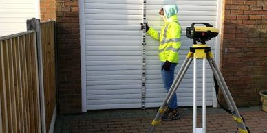 Threshold Levelling for flood risk analysis.
