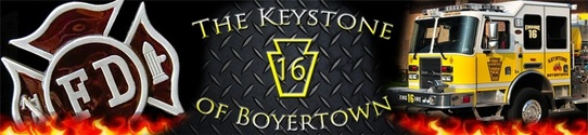 Keystone Fire Company Of Boyertown