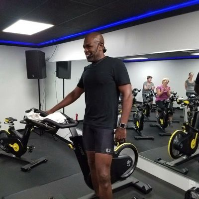 Roland Walker, Spin & Cycling Instructor, Hamptons Fit