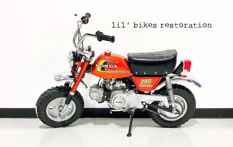 Honda Z50 customer review