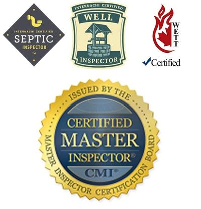 Septic and Well Inspections Fireplace & Woodstove Inspections