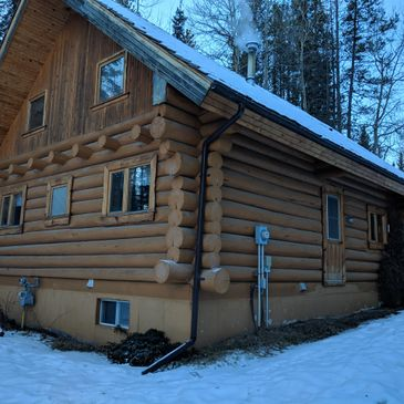 Log Home Certified Inspector