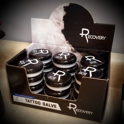 We carry Recovery Tattoo Salve!