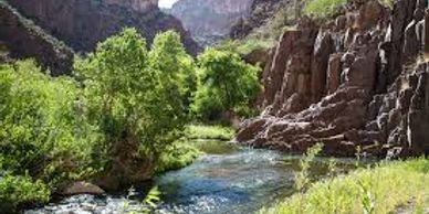 Congress created the Aravaipa Canyon Wilderness. Aravaipa's outstanding scenery, desert fish and wil