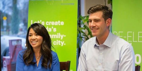 Don Iveson makes a bid for re-election as Edmonton's Mayor.