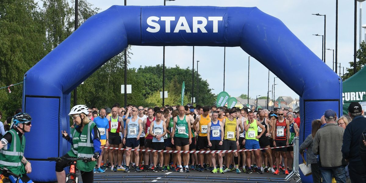 Doncaster Half Marathon