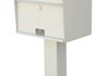 Jayco Mailbox Wall Mount on Pedestal option