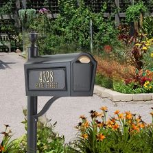 Premium Mailboxes from Steel Mailbox Company