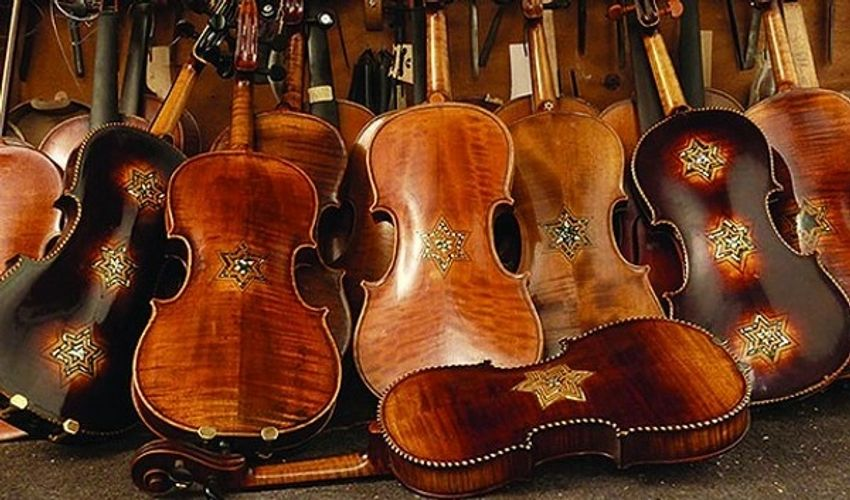 The Violin Shop: Violins of Hope- Violins From The Holocaust Refuse