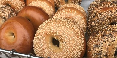 Artisan All Natural Bagels by BYOBBAGELS