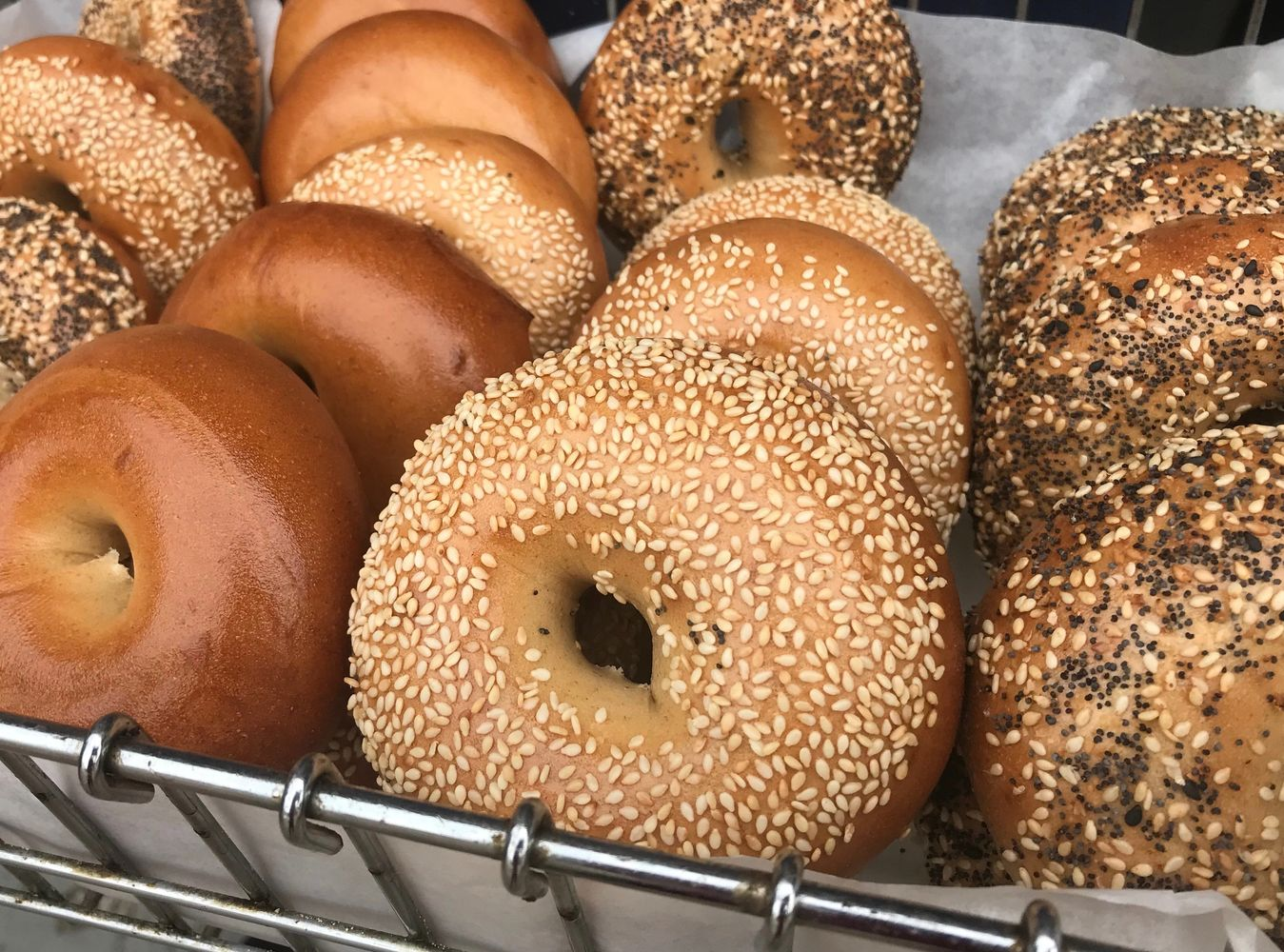 Artisan All Natural Bagels and Other Baked Goods Recipes and Formulas Custom Designed to Perfection