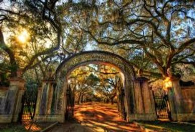 February 9, 2019 take a journey with us into the unknown on a ghost  Adventure to Savannah Georgia