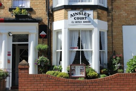 Ainsley Court Guesthouse Scarborough North Yorkshire.