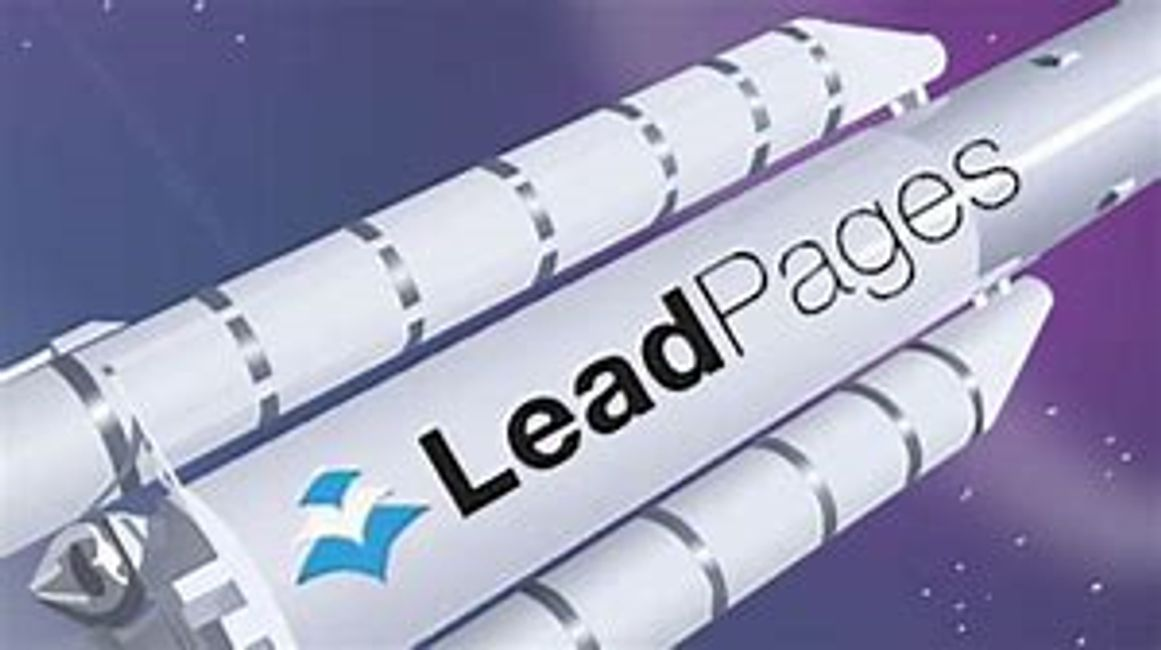 Email marketing 4 u recommends Leadpages as the top landing page builder.