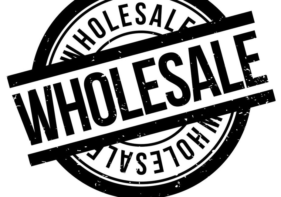 We are proud to offer wholesale pricing to a variety of entities!  Please contact us for pricing!