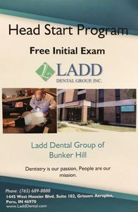 Family Dentist, Good Dentist, Dentist on the base, Grissom dentist, Grissom Dental Office, LADD dds