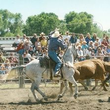 Events Rodeo Augusta, MT Montana Where the Wild West Lingers Chamber of Commerce #augustachamber