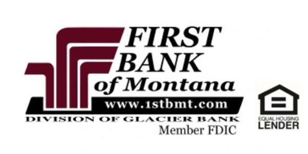 First Bank of Montana FDIC Equal Housing Lender #augustamt #augustachamber
