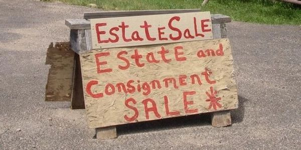 Estate Sale Consignment Augusta MT Central Montana #augustachamber #augustamt