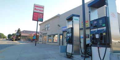 Auto Gas Automobile Service Station Parts Garage Augusta MT #augustamt #augustachamber