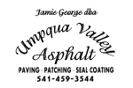 Umpqua Valley Asphalt - Paving - Asphalt Repair & Maintenance