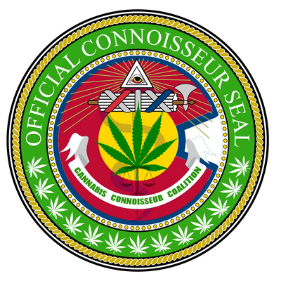 CANNABIS CONNOISSEUR COALITION SEAL