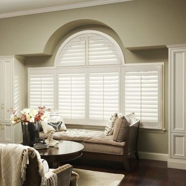 Shutters never go out of style, and come with a lifetime warranty!