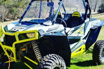 2018 Polaris RZR. Very low hours & miles. This unit has a 3 year extended warranty and loads of extr