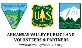 Arkansas Valley Public Lands Volunteers