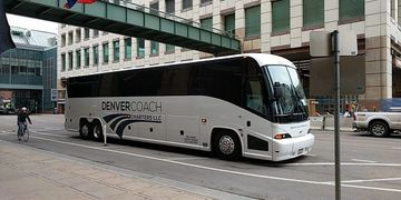 Denver Coach Charters Bus