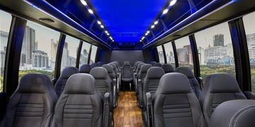 Shuttle Bus Rentals Colorado