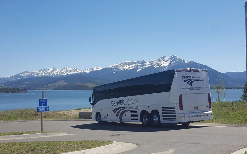 Steamboat Springs Charter Bus Coach Bus Shuttle Bus | Motor Coach
