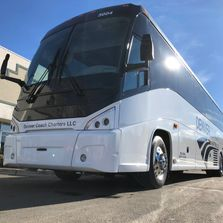 Motor Coach Rentals in Denver