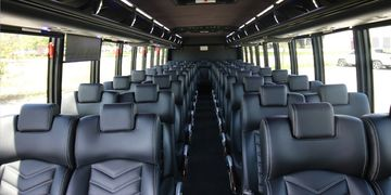 Executive Shuttle Bus Denver