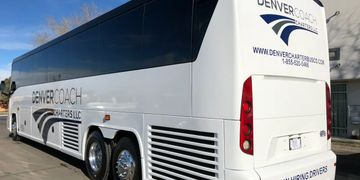 Charter Bus Rentals in Denver