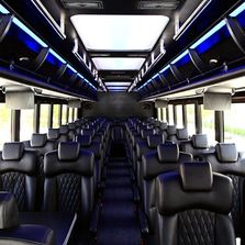 Shuttle Bus Rentals Denver