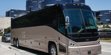 Coach Bus Rentals in Denver